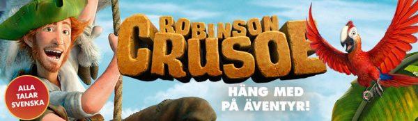 Ungdomsdagar 21-22 juli Robinson Crusoe