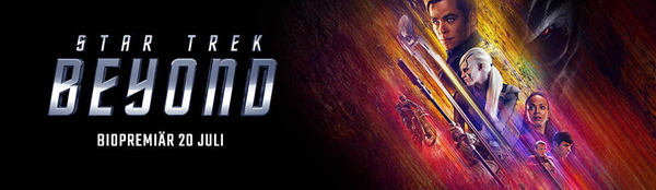 Ungdomsdagar 21-22 juli Star Trek