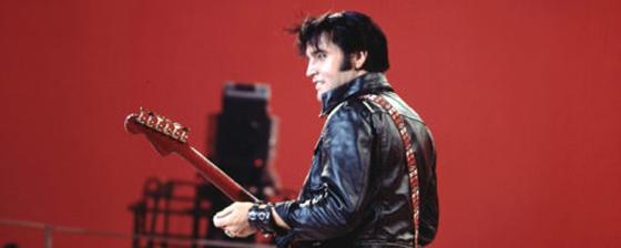 Legendarisk Elvis Presley-konsert