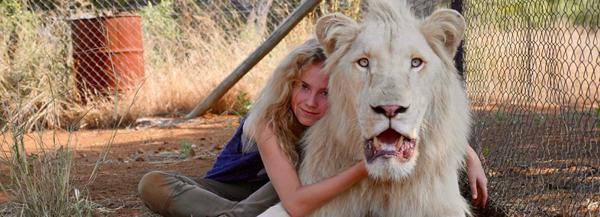 Mia och det Vita Lejonet Sportlovsfilm!