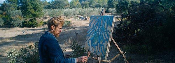 Vincent van Gogh-Vid Evighetens port